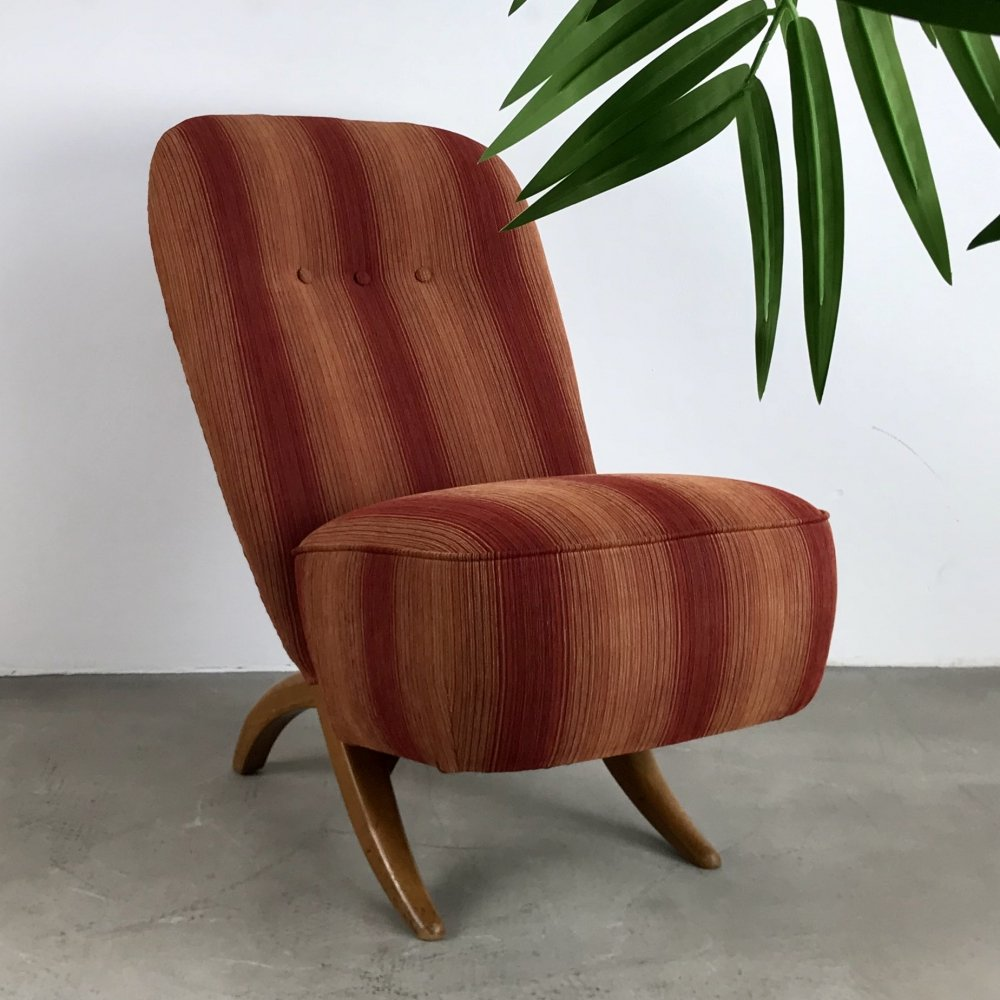 Artifort Congo Lounge Chair by Theo Ruth, 1952