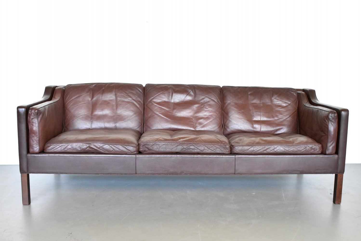Model 2213 sofa by Børge Mogensen for Fredericia Stolefabrik, 1960s