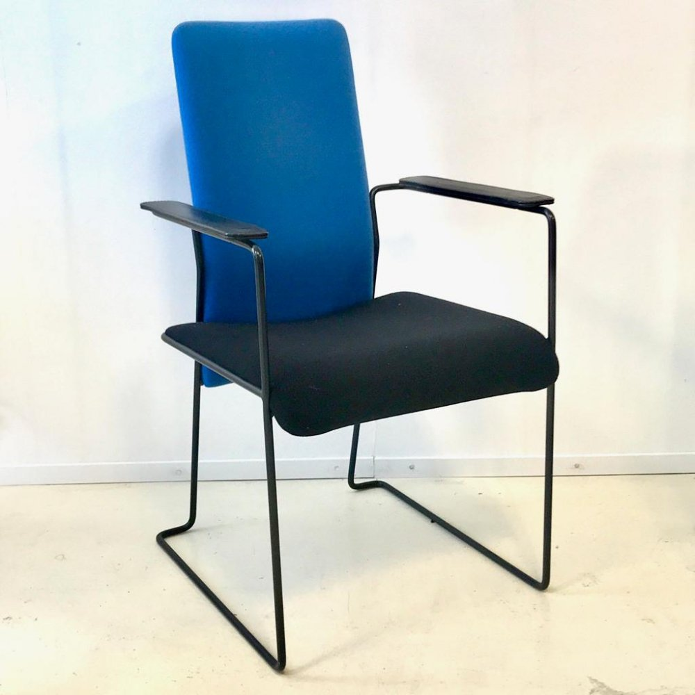 2 x arm chair by Walter Antonis for Spectrum, 1970s