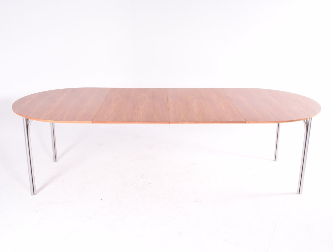 Scandinavian Modern Tobago Teak Dining Table by Nanna Ditzel, 1993
