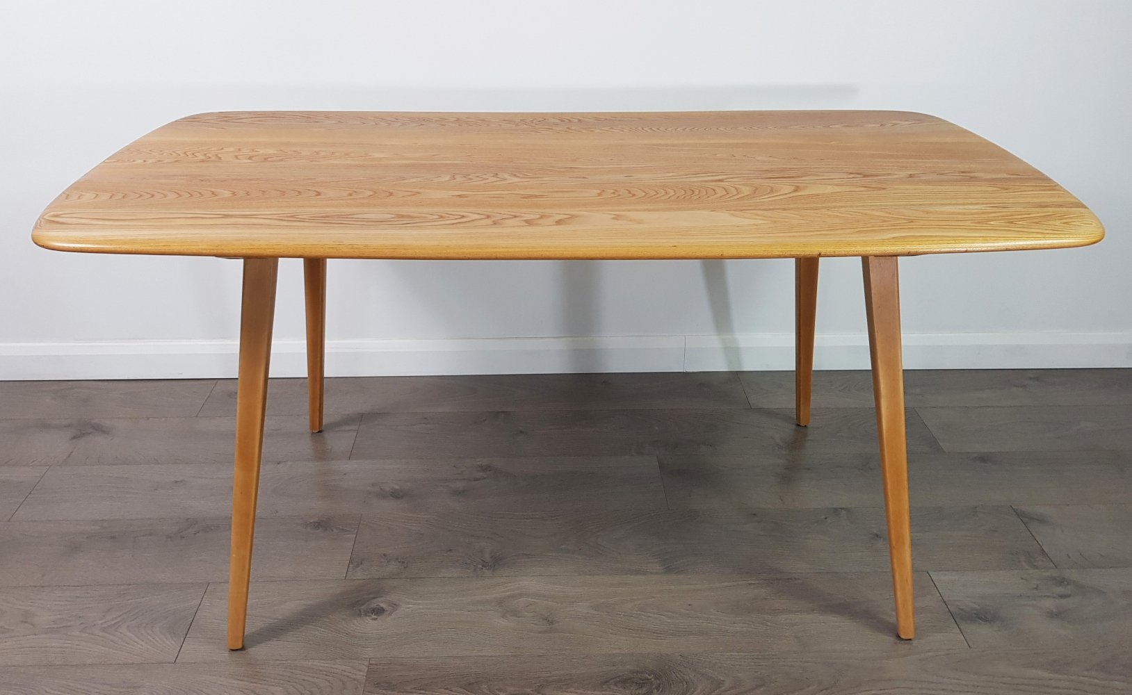 Ercol Plank Table, 1960s