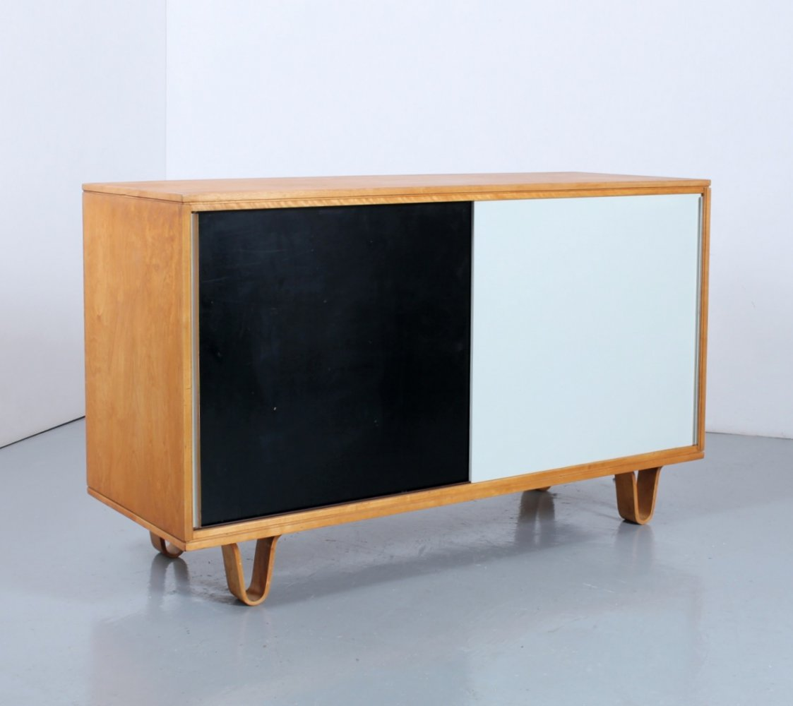 Pastoe combex series db51 birch wood cabinet by Cees Braakman