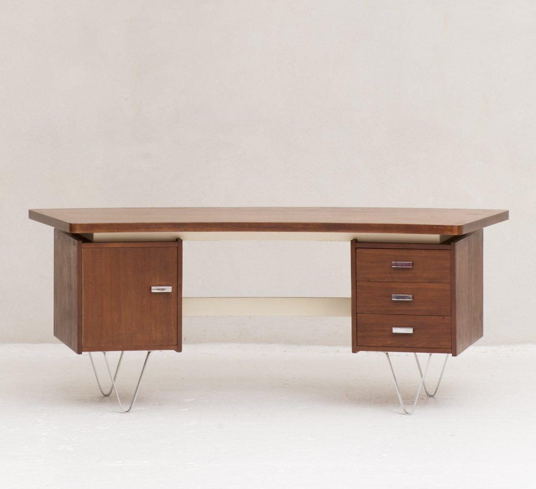 Desk by Cees Braakman for Pastoe, the Netherlands 1960s
