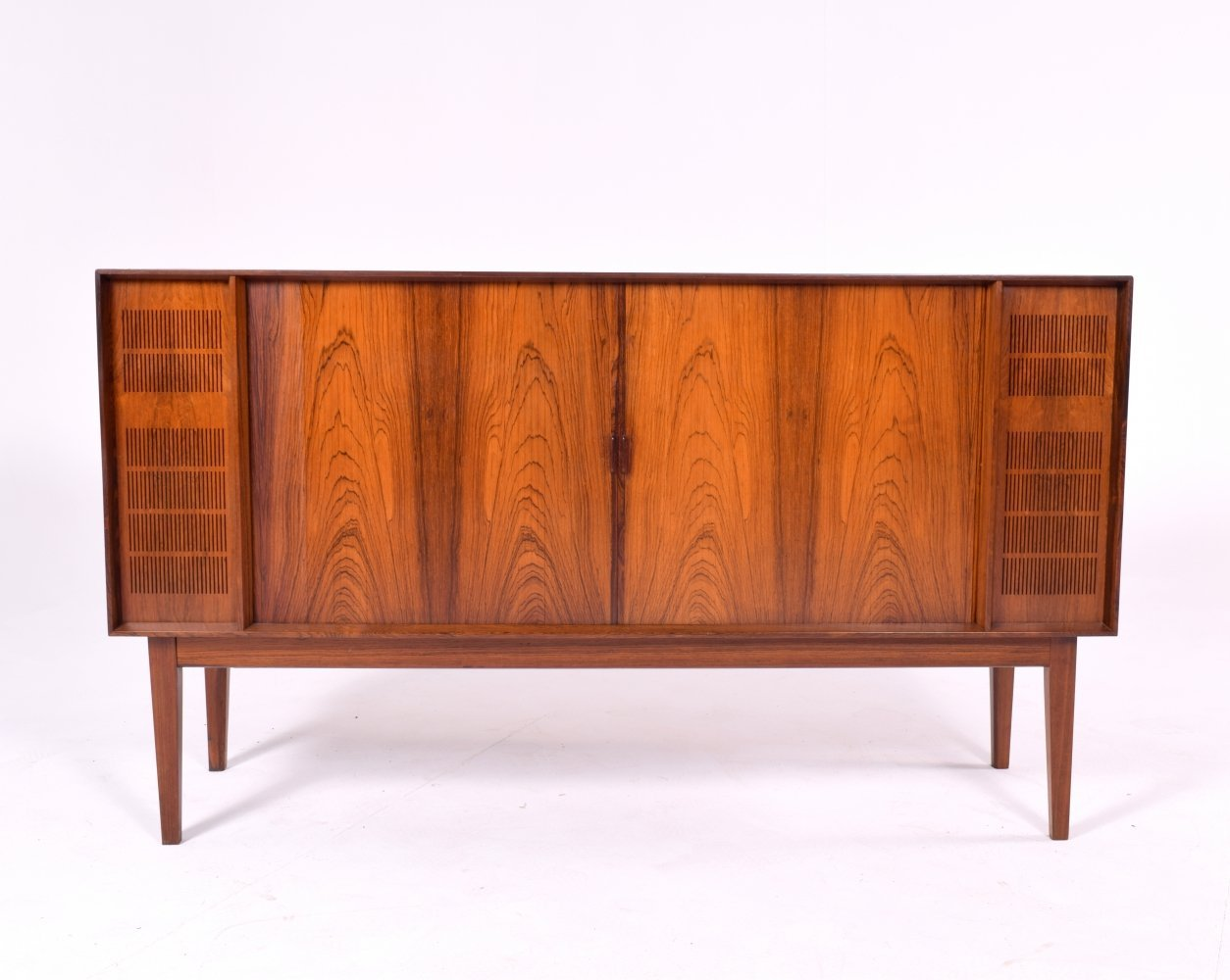 Mid Century Rosewood Stereo Cabinet from Bang & Olufsen