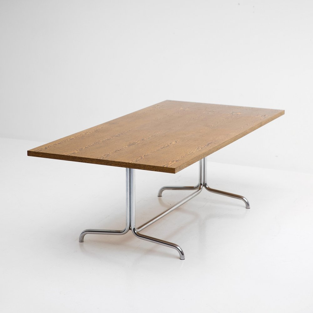 Modern Wenge conference or wide dining table
