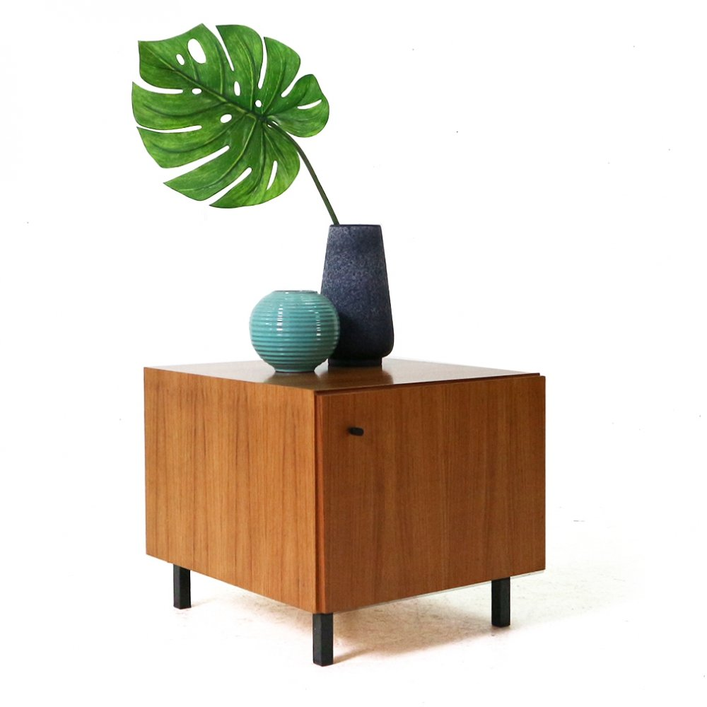 Small Mid-Century Modern Cabinet / Side Table, 1960s
