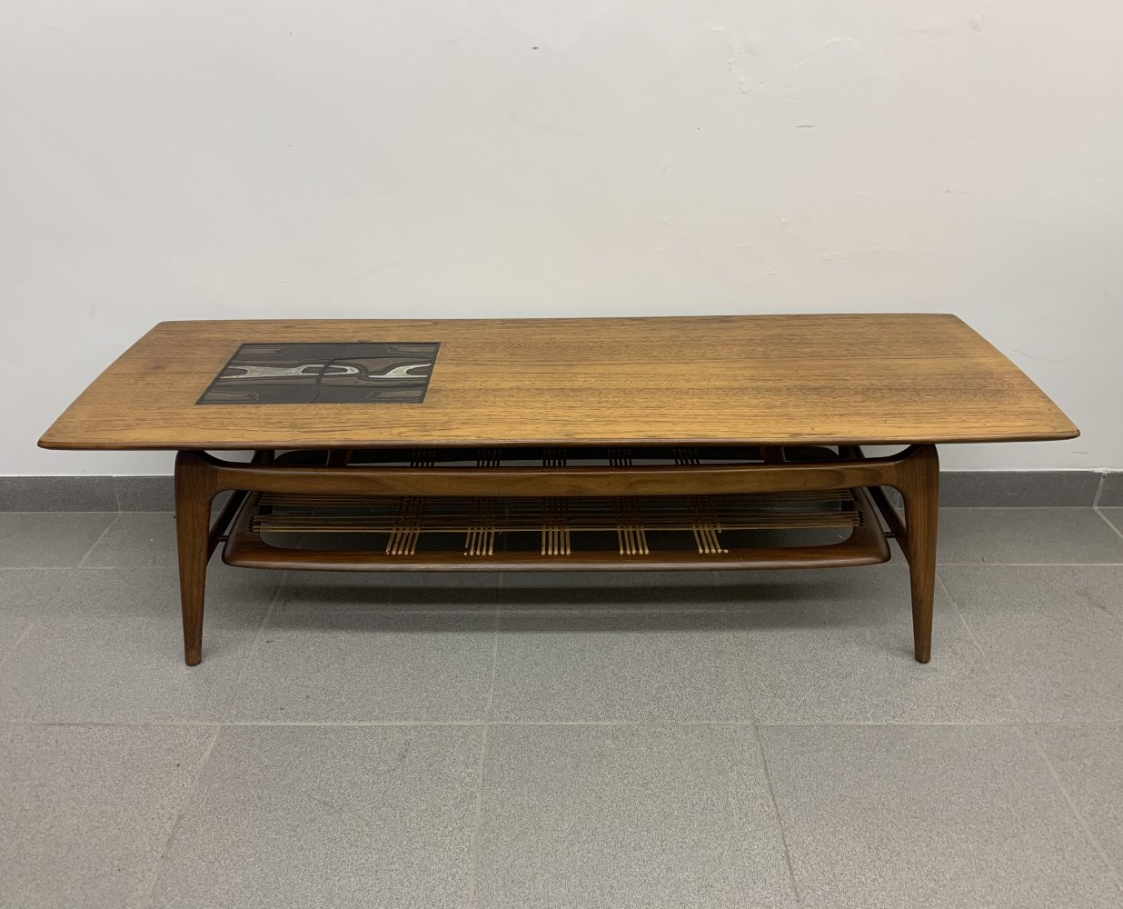 Louis van Teeffelen for Wébé coffee table, 1960