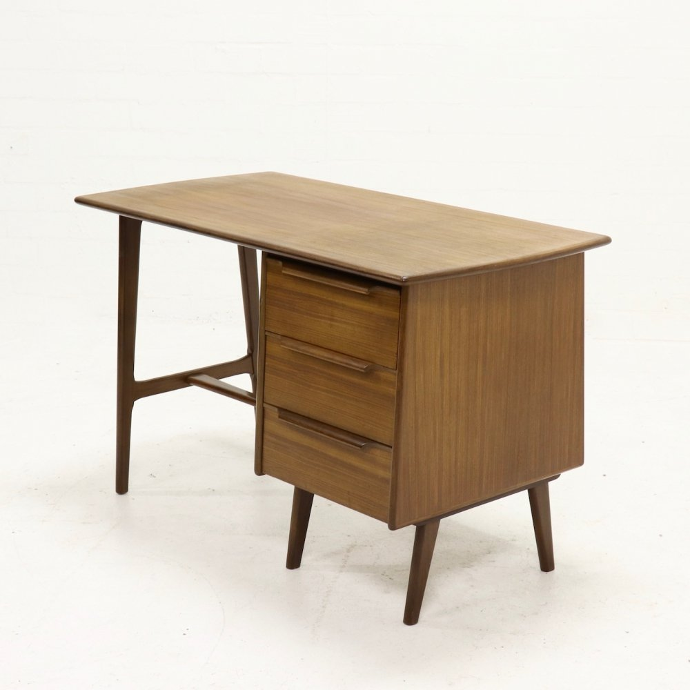 Mid-Century Teak Writing Desk, Danish Design 1960