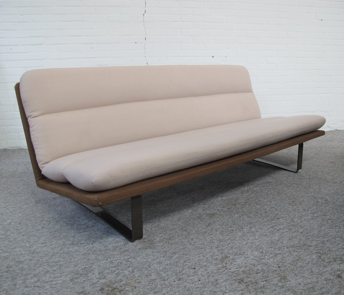 3-Seater Sofa model C683 by Kho Liang Ie for Artifort, 1960s