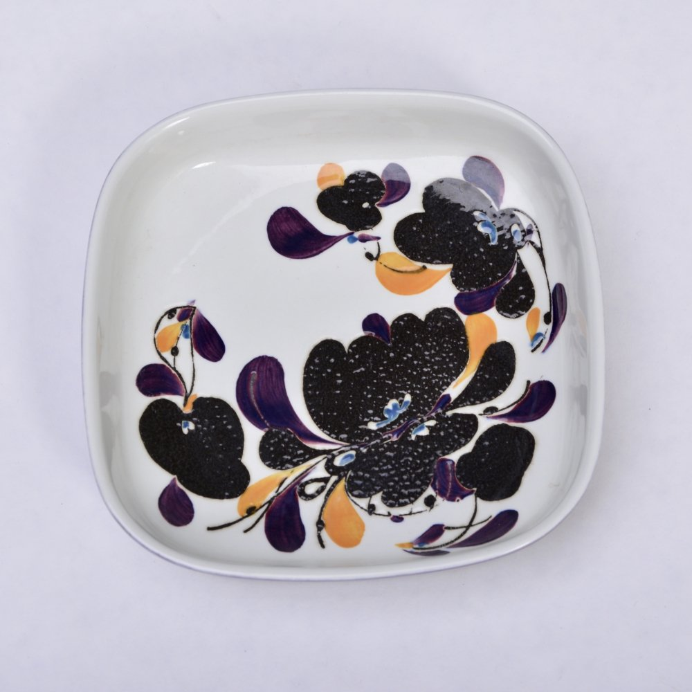 Small ceramic plate by Ivan Weiss for Royal Copenhagen