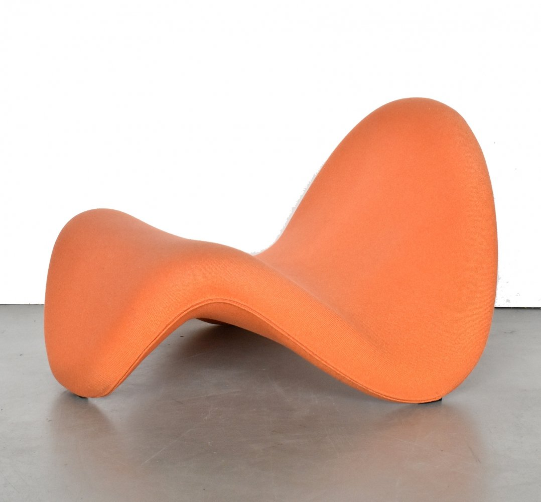 Tongue lounge chair by Pierre Paulin for Artifort, 1990s