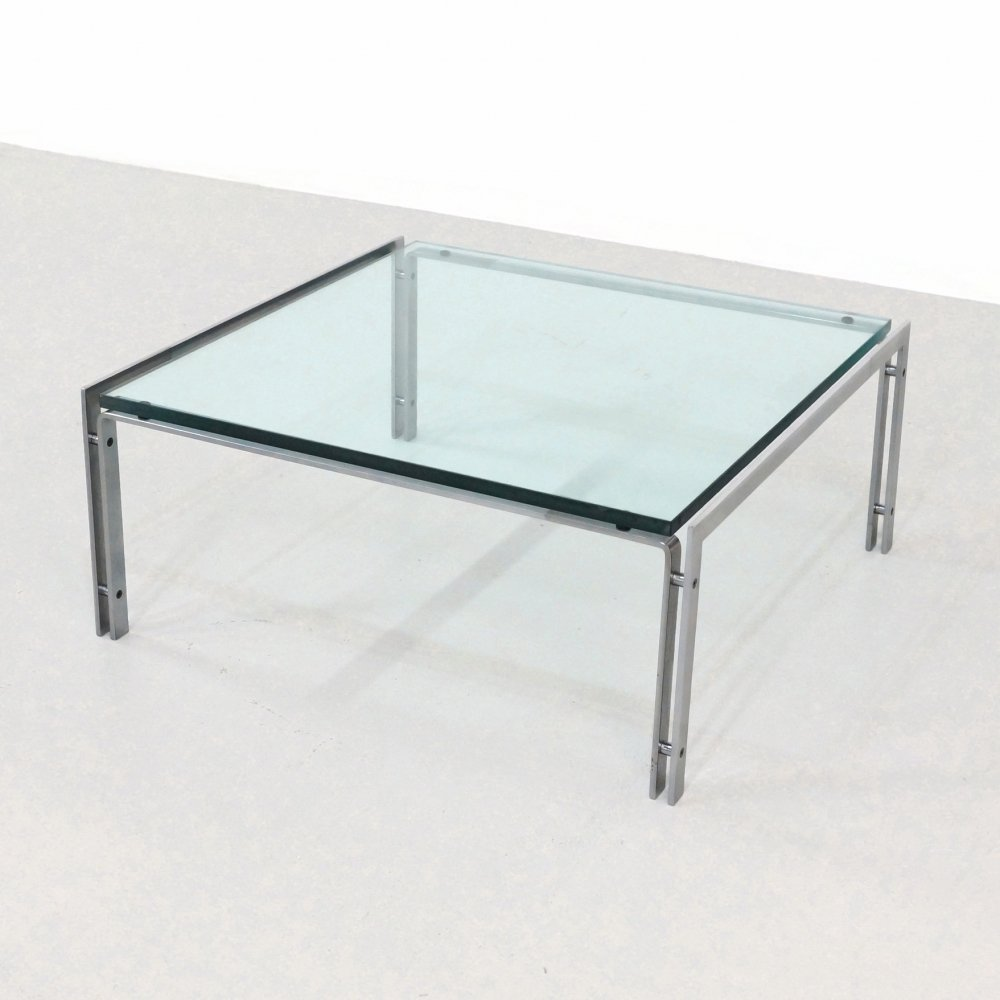 M1 coffee table by Hank Kwint for Metaform, 1980s