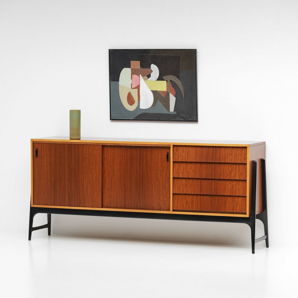 Sideboard by Alfred Hendrickx for Belform, 1950s