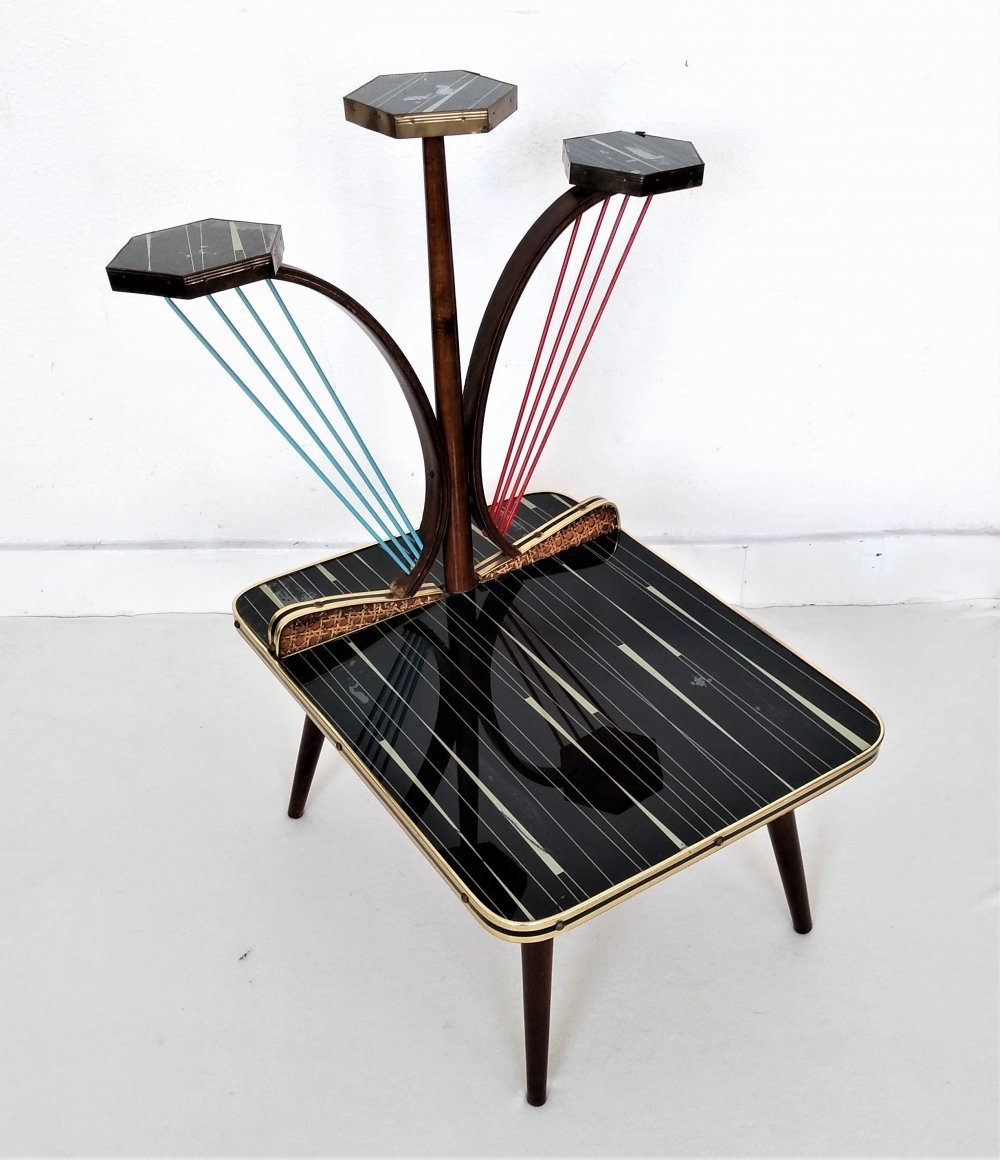 Vintage 1950s Plant stand
