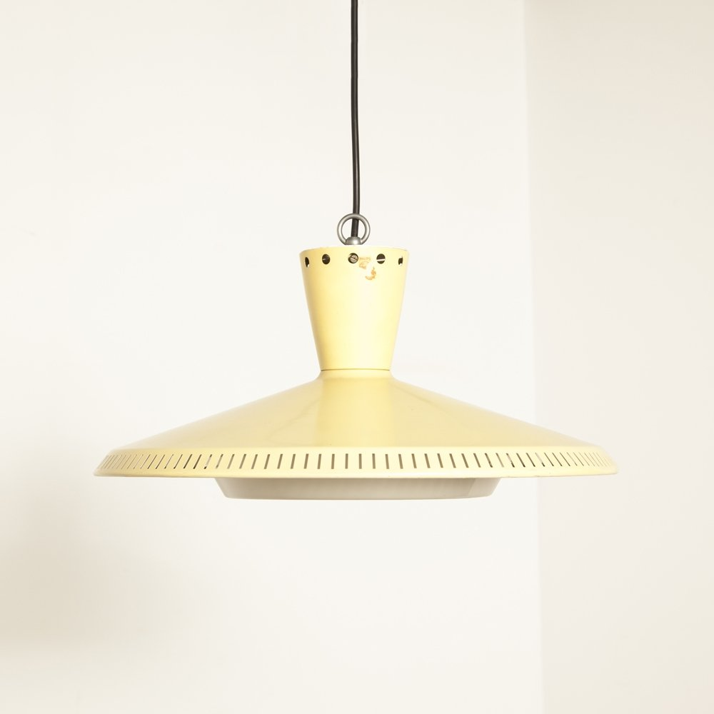 NB92 / NB93 hanging lamp by Louis Kalff for Philips, 1960s