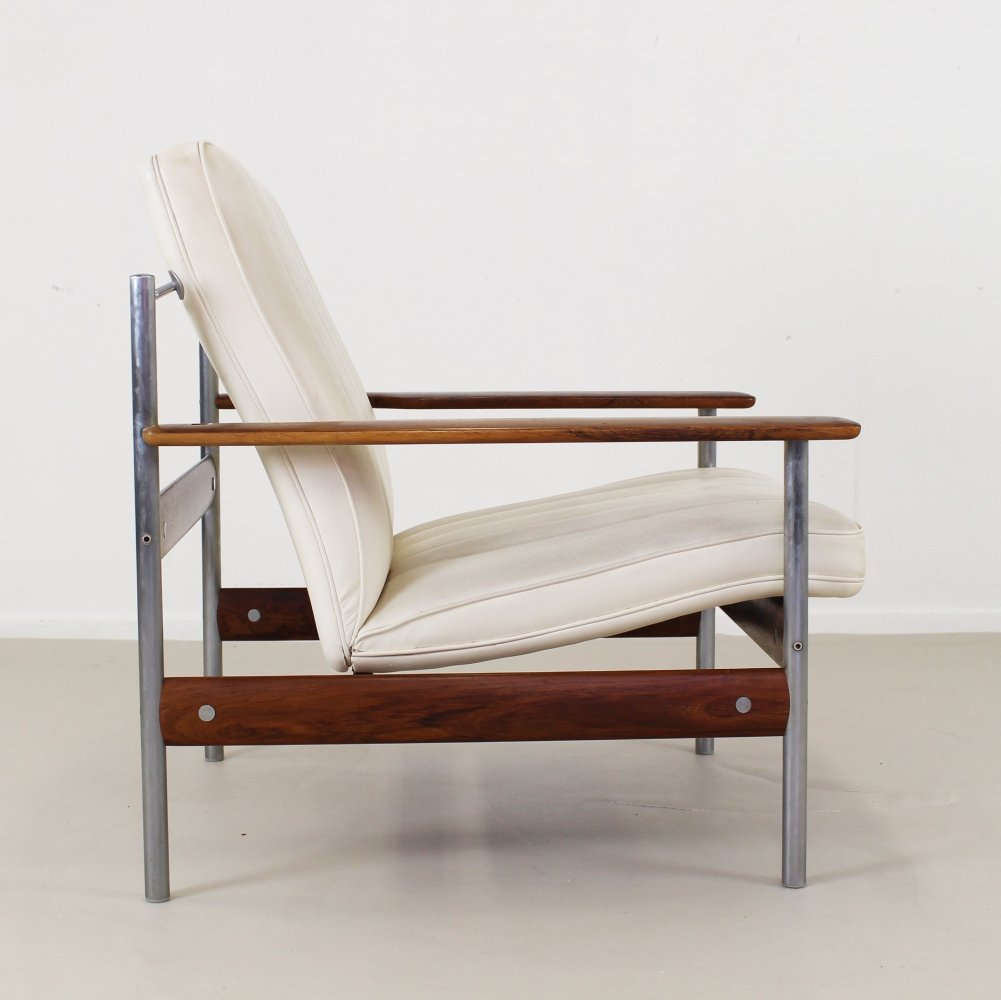 1000 AF lounge chair by Sven Ivar Dysthe for Dokka Möbler, 1950s