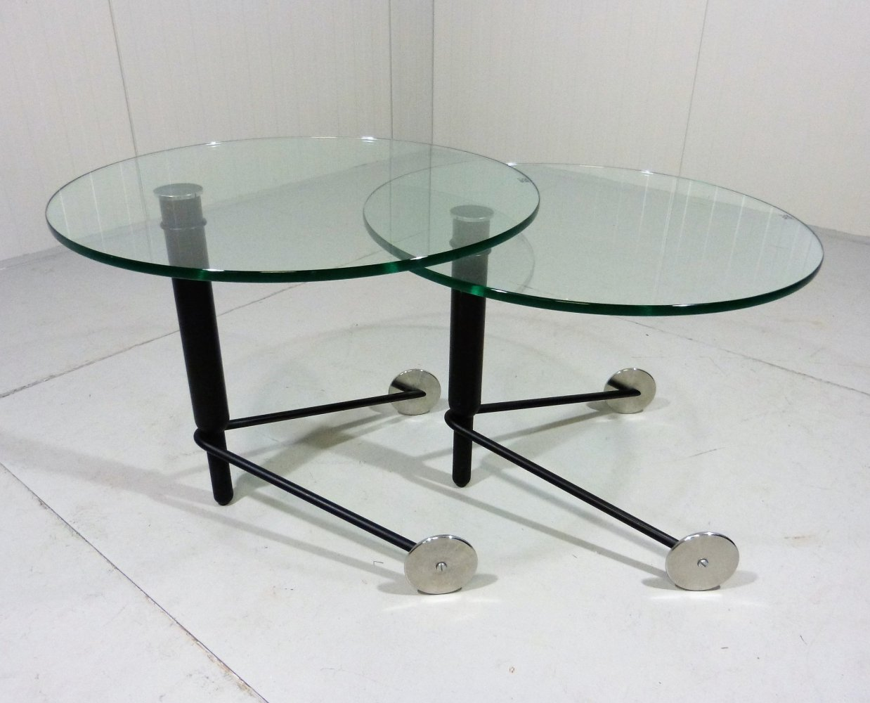 Rolf Benz Side Tables, 1980s