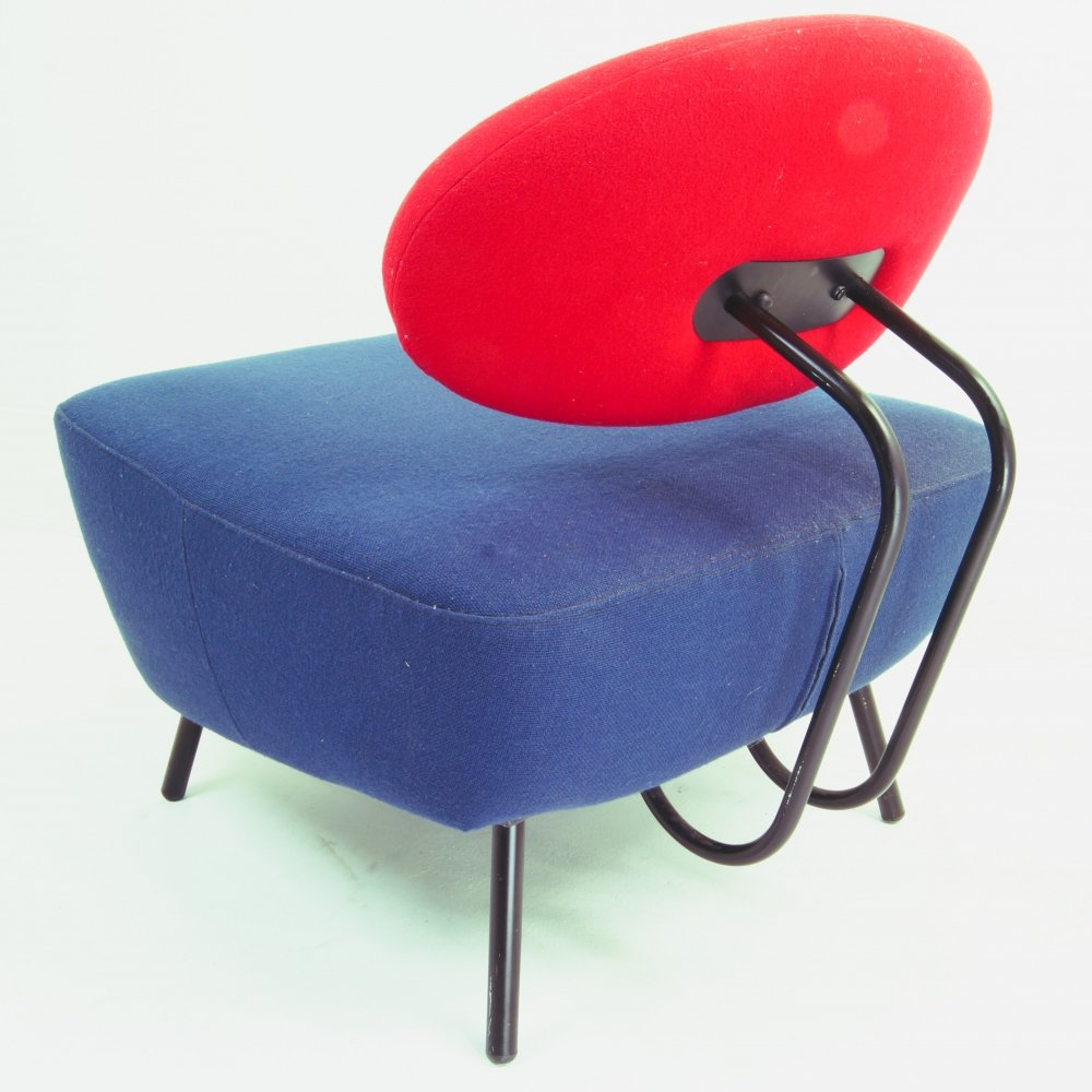Staccato IQ Lounge Chair by Multifoam, 1980s