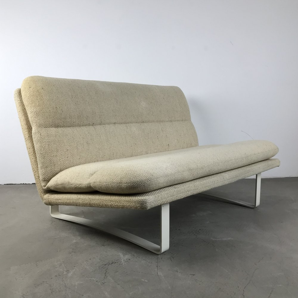 Lounge Sofa Model C683 by Kho Liang Ie for Artifort, 1968