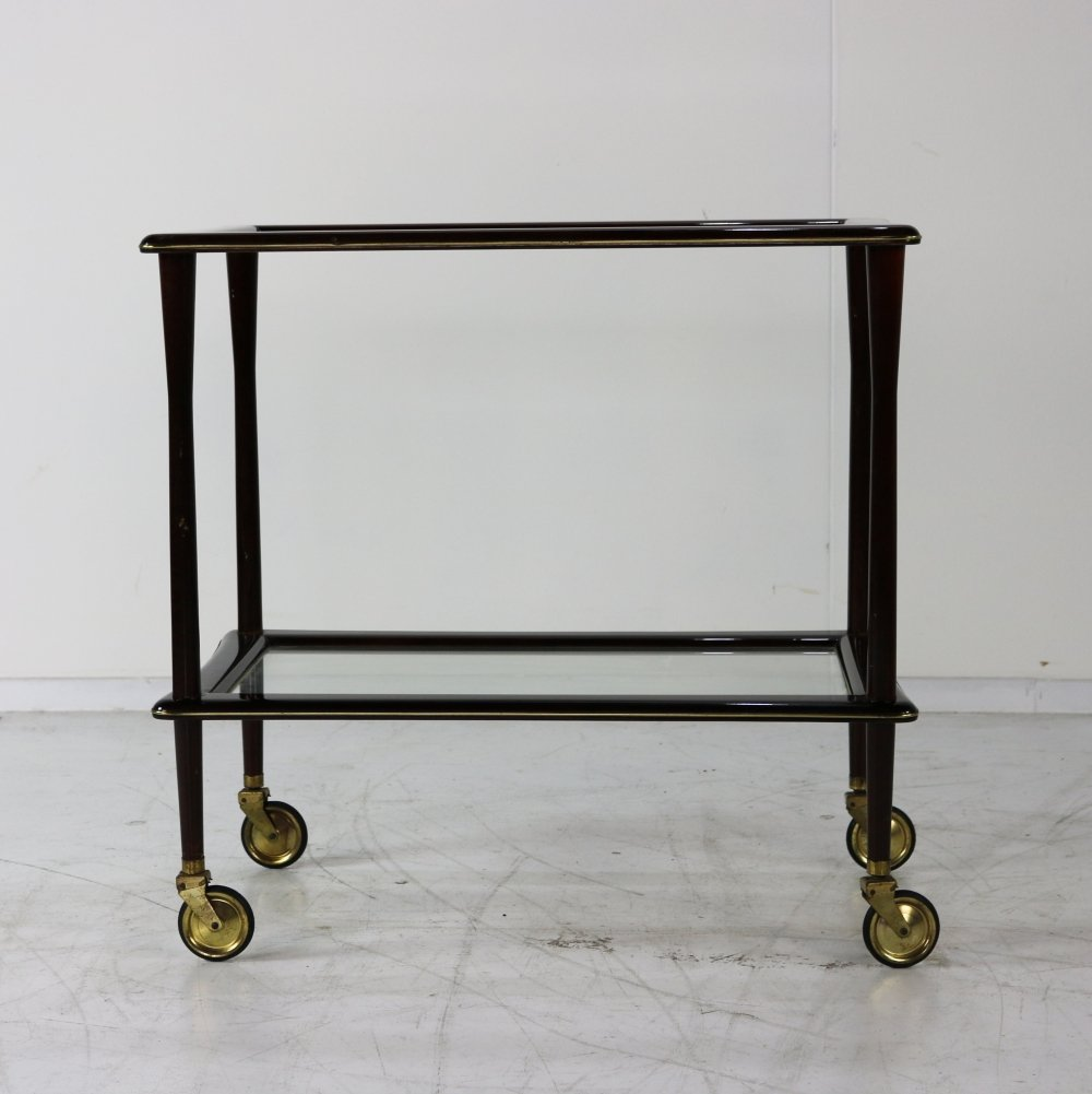 Model 56 tea trolley by Ico Parisi, 1950s