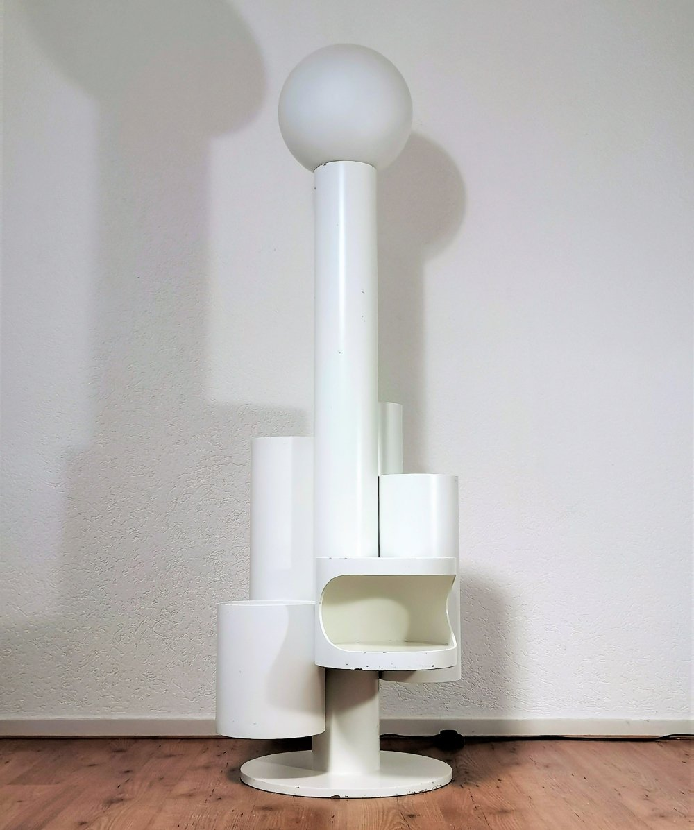 Close encounter Floor Lamp by Kerst Koopman, 1980