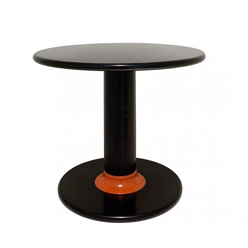 Rocchettone coffee table by Ettore Sottsass for Poltronova, 1960s