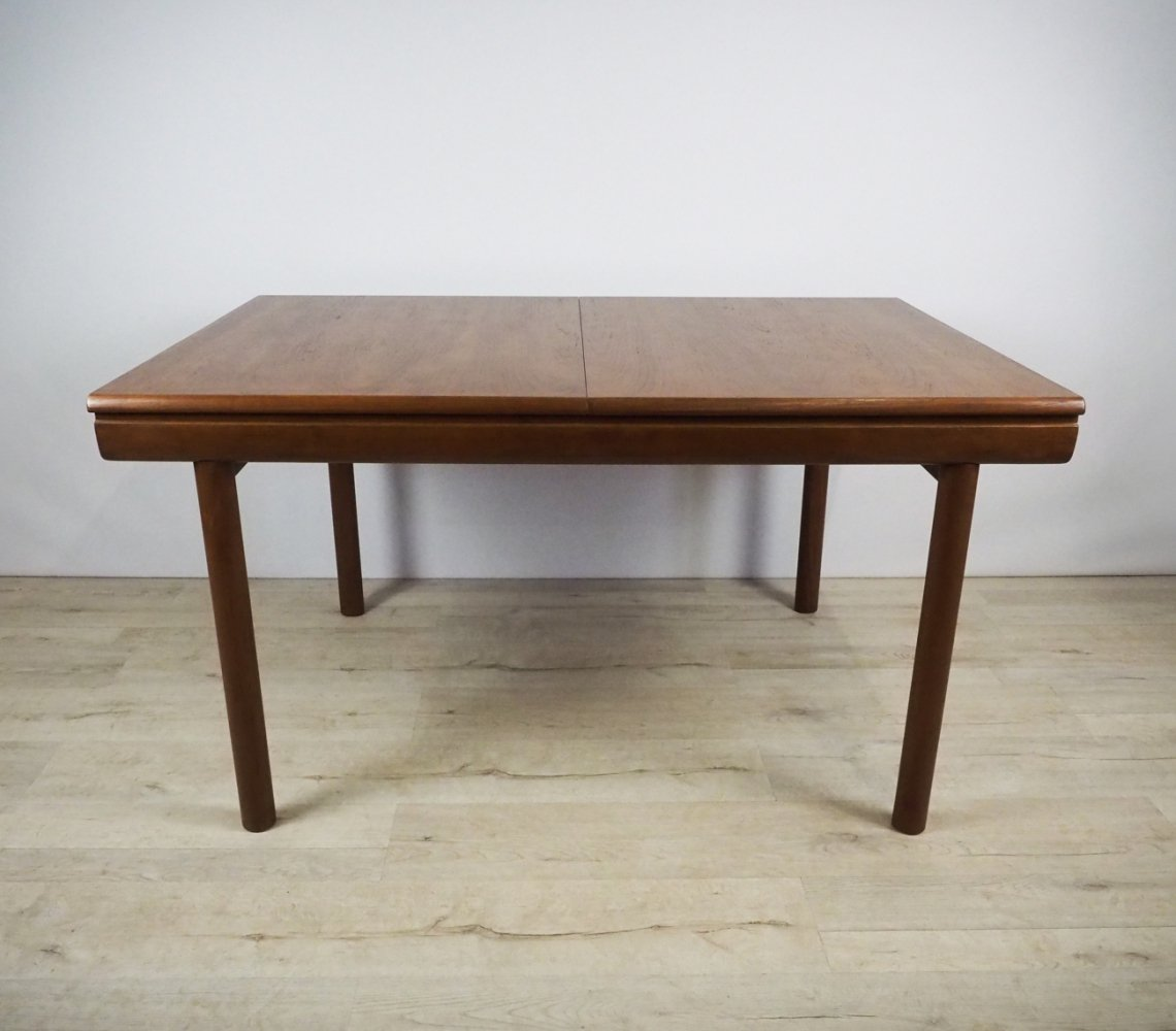 Extendable British Dining Table, 1960s