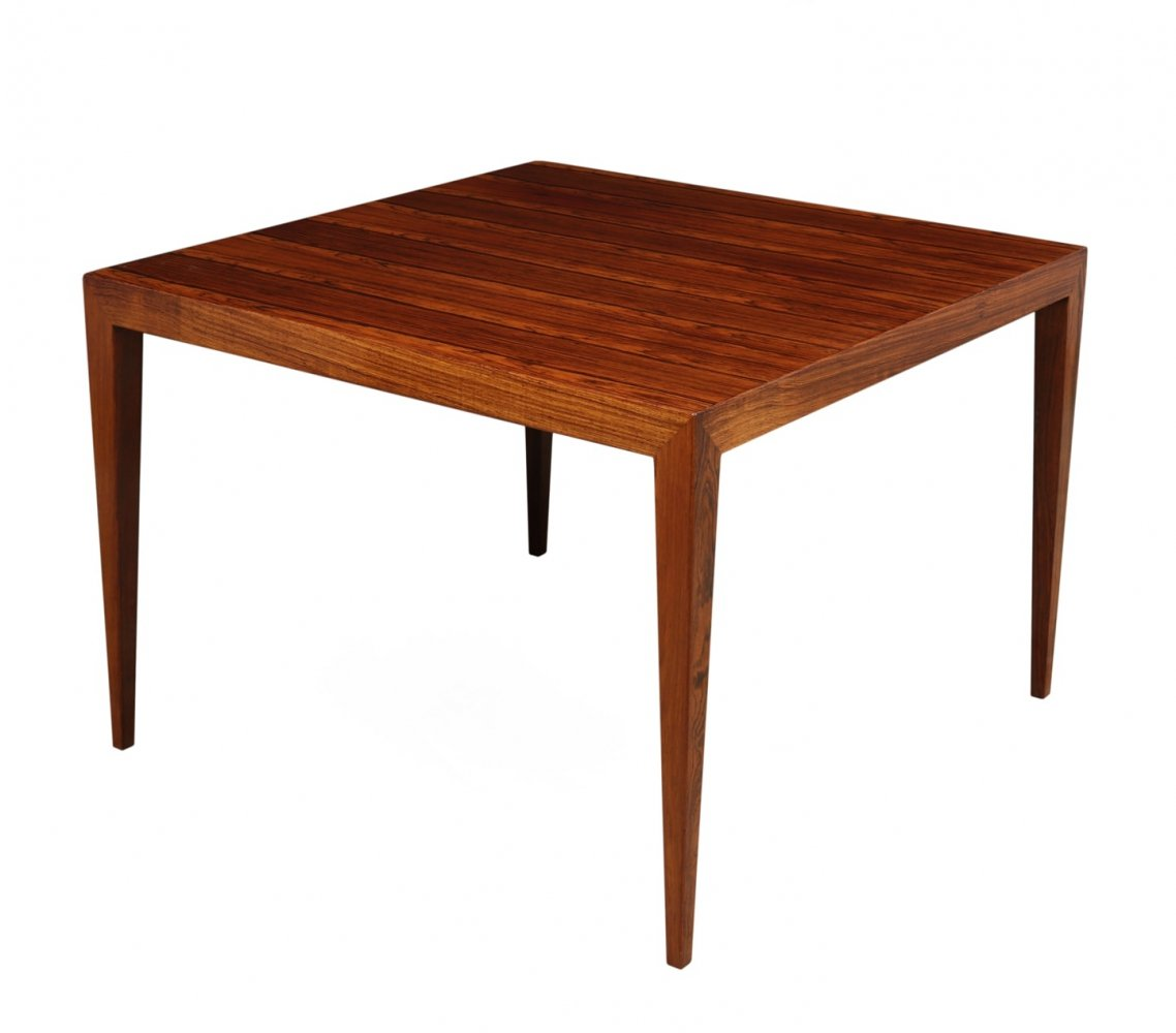 Mid Century Coffee Table by Severin Hansen for Haslev, c1960