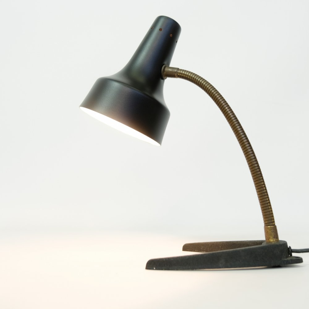 French black lamp from the 1960
