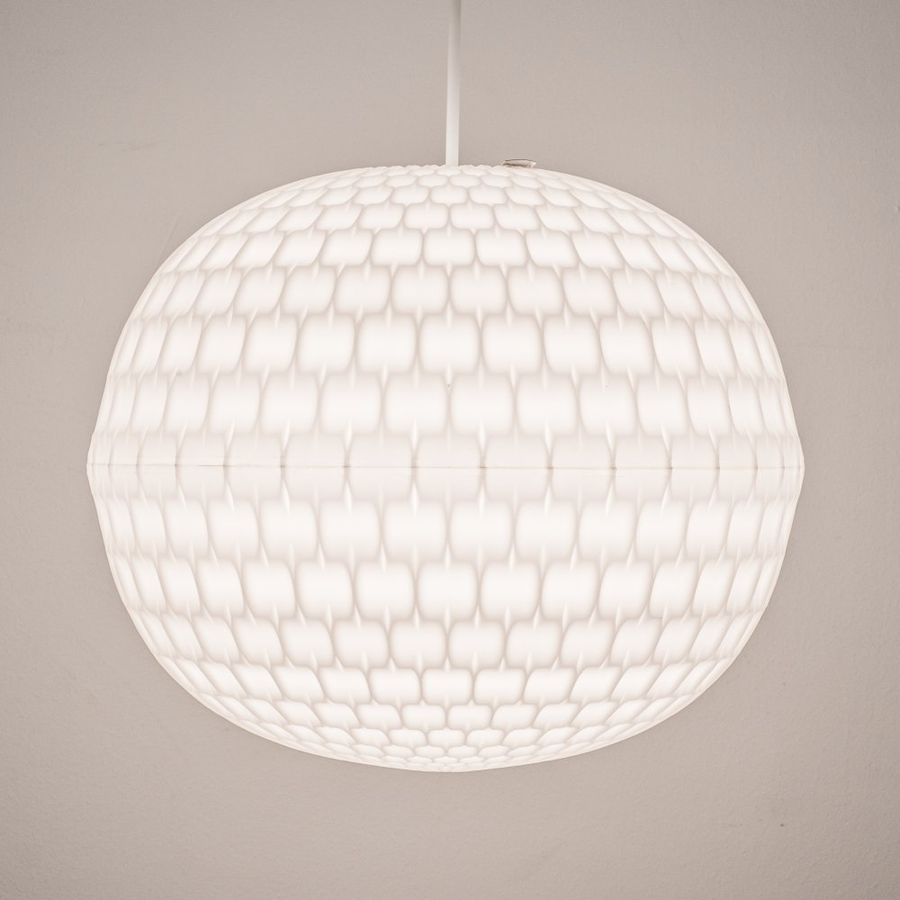 Hanging light by A. F. Gangkofner for Erco, 1960s