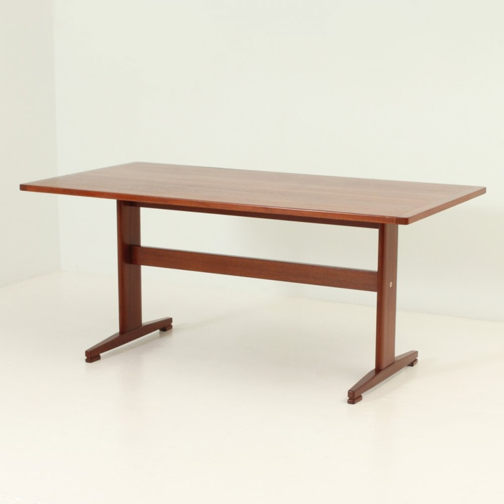 Teak Dining Table by Ulferts, Sweden