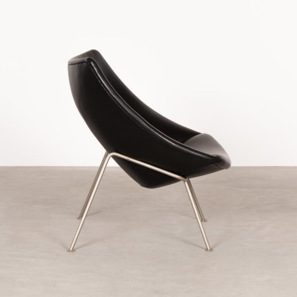 Oyster lounge chair by Pierre Paulin for Artifort