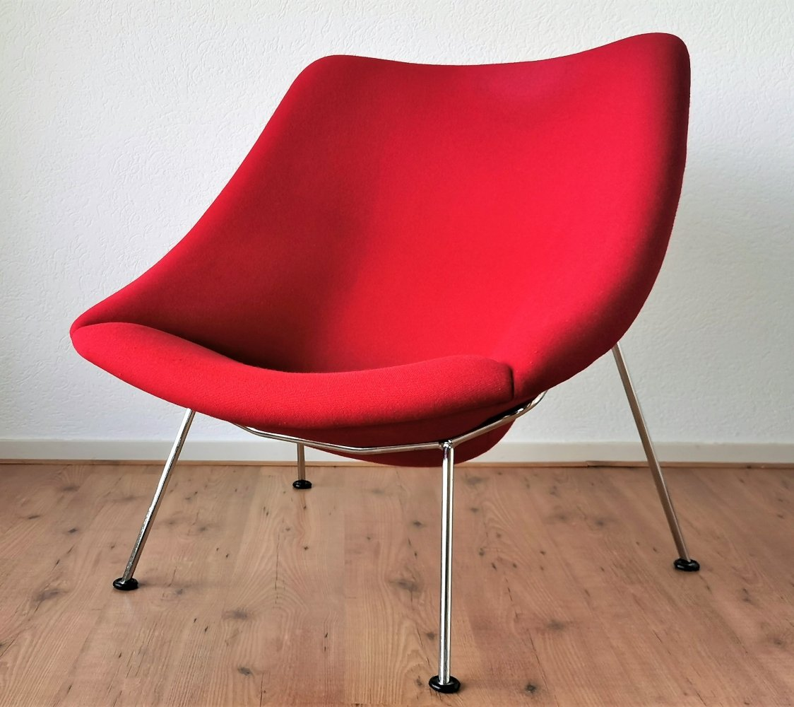 Artifort Oyster Lounge Chair by Pierre Paulin, 1999