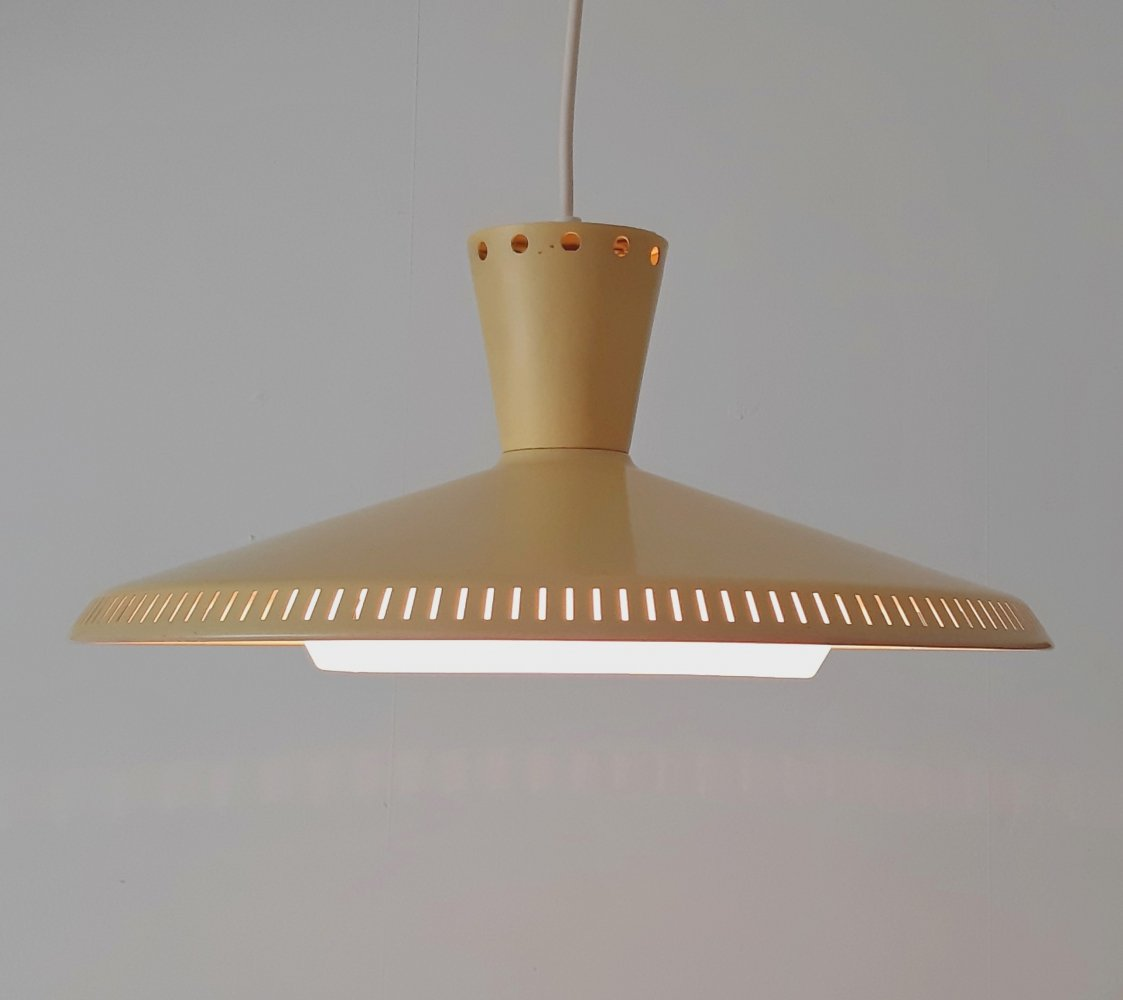 NB92 hanging lamp by Louis Kalff for Philips, 1950s
