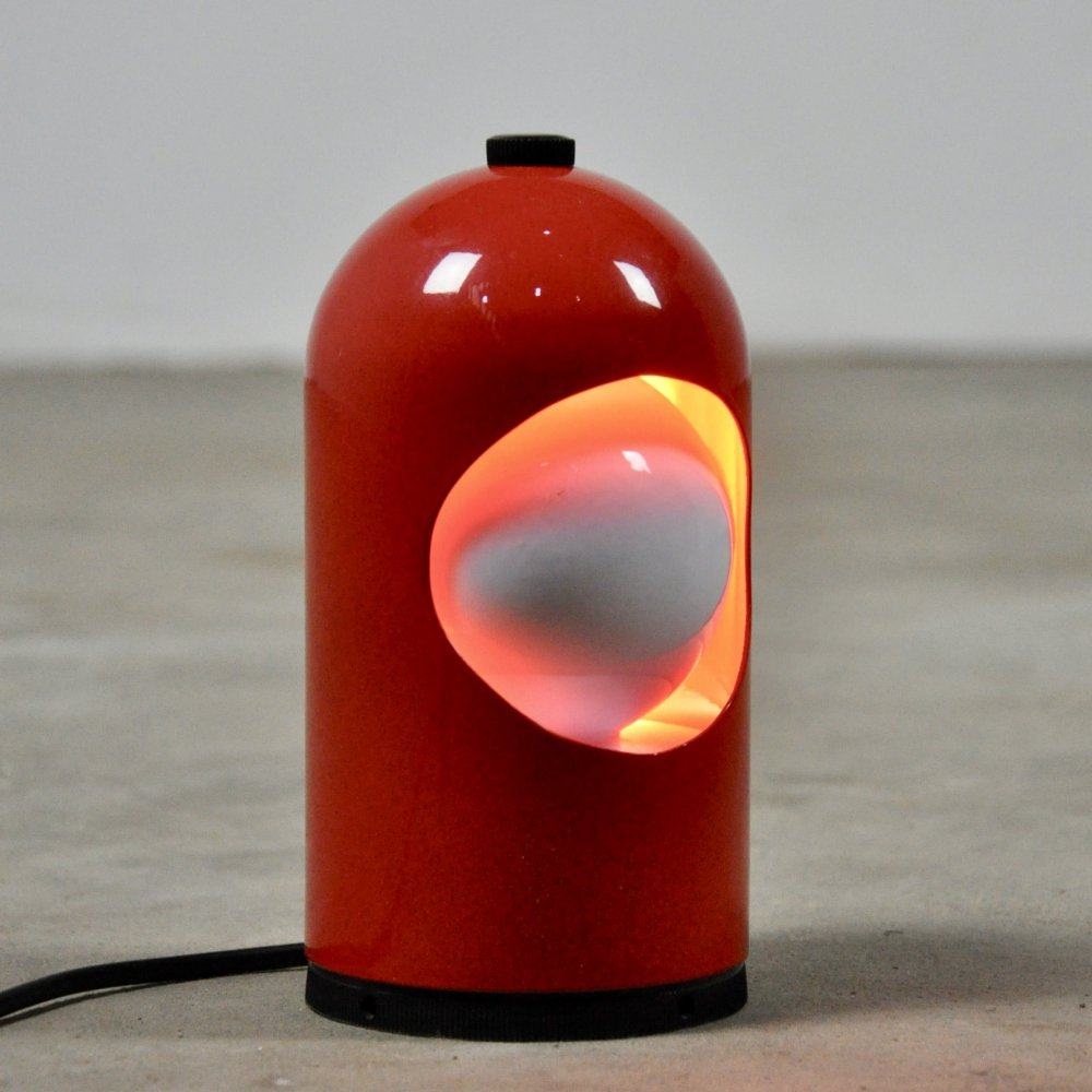 Selene Eclipse Table Lamp for ABM, 1970s