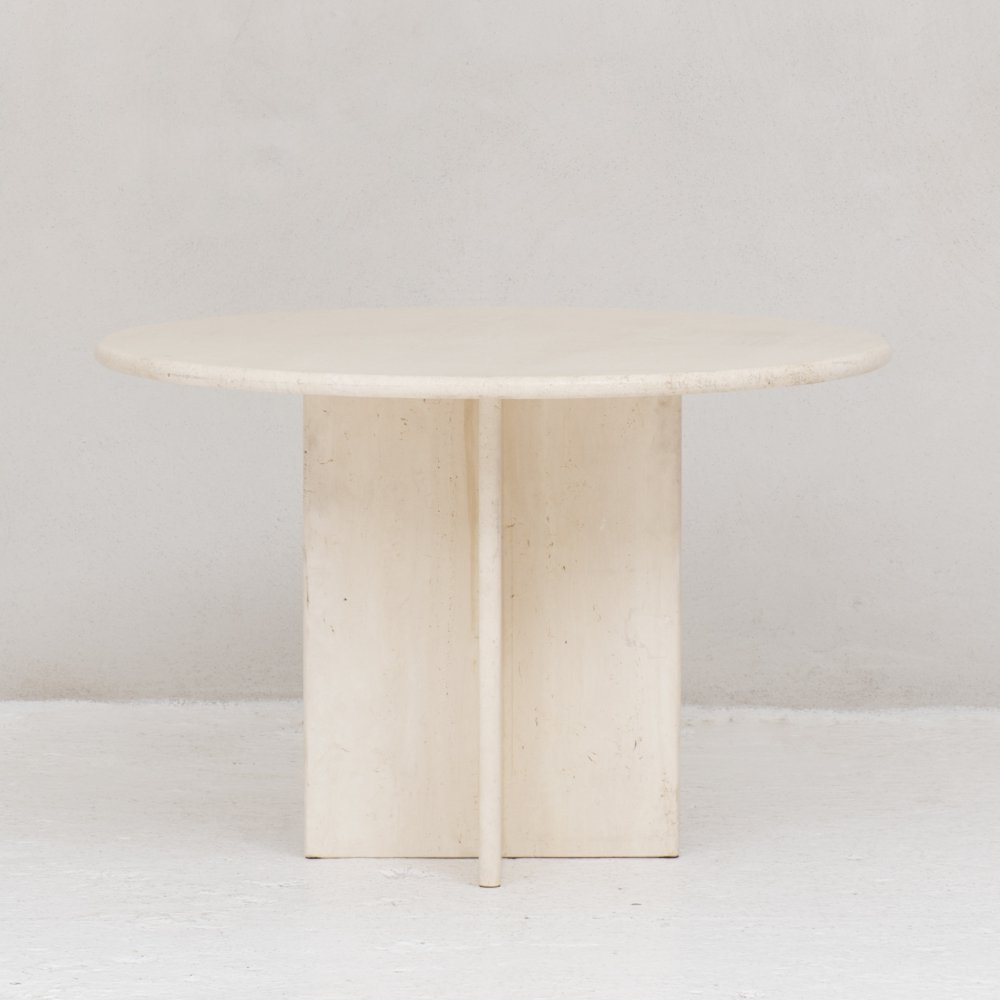 Dining table produced in Italy around 1970