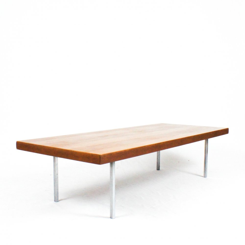 Long coffee table by Kho Liang Ie for Artifort, 1960s