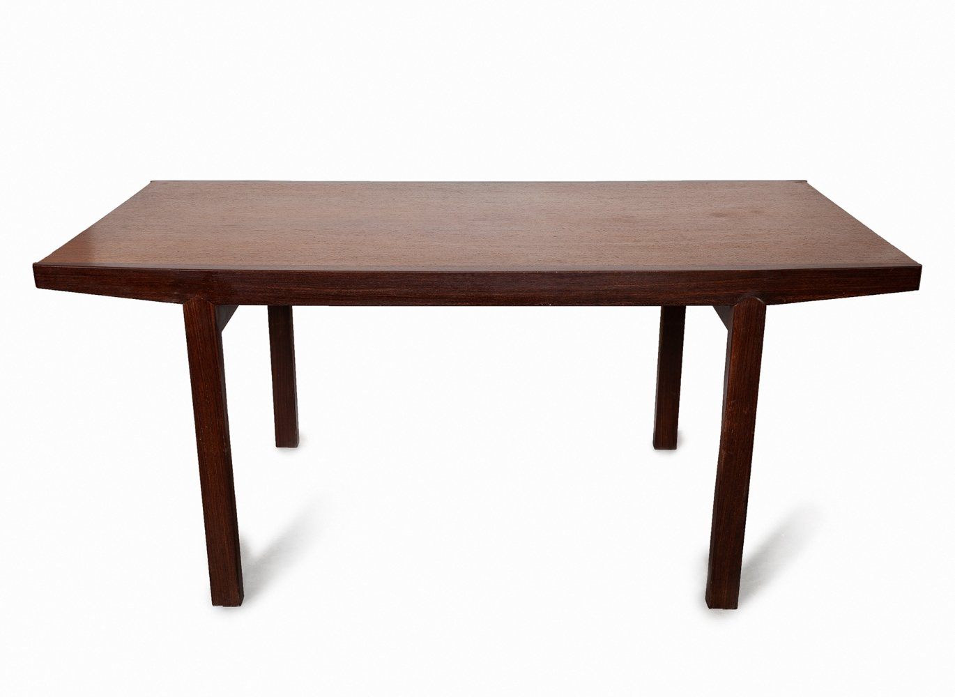 Danish design Dining table in Solid Wenge & teak, 1960s