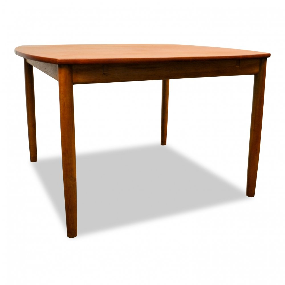 Vintage Danish design Svend Aage Madsen teak/oak dining table
