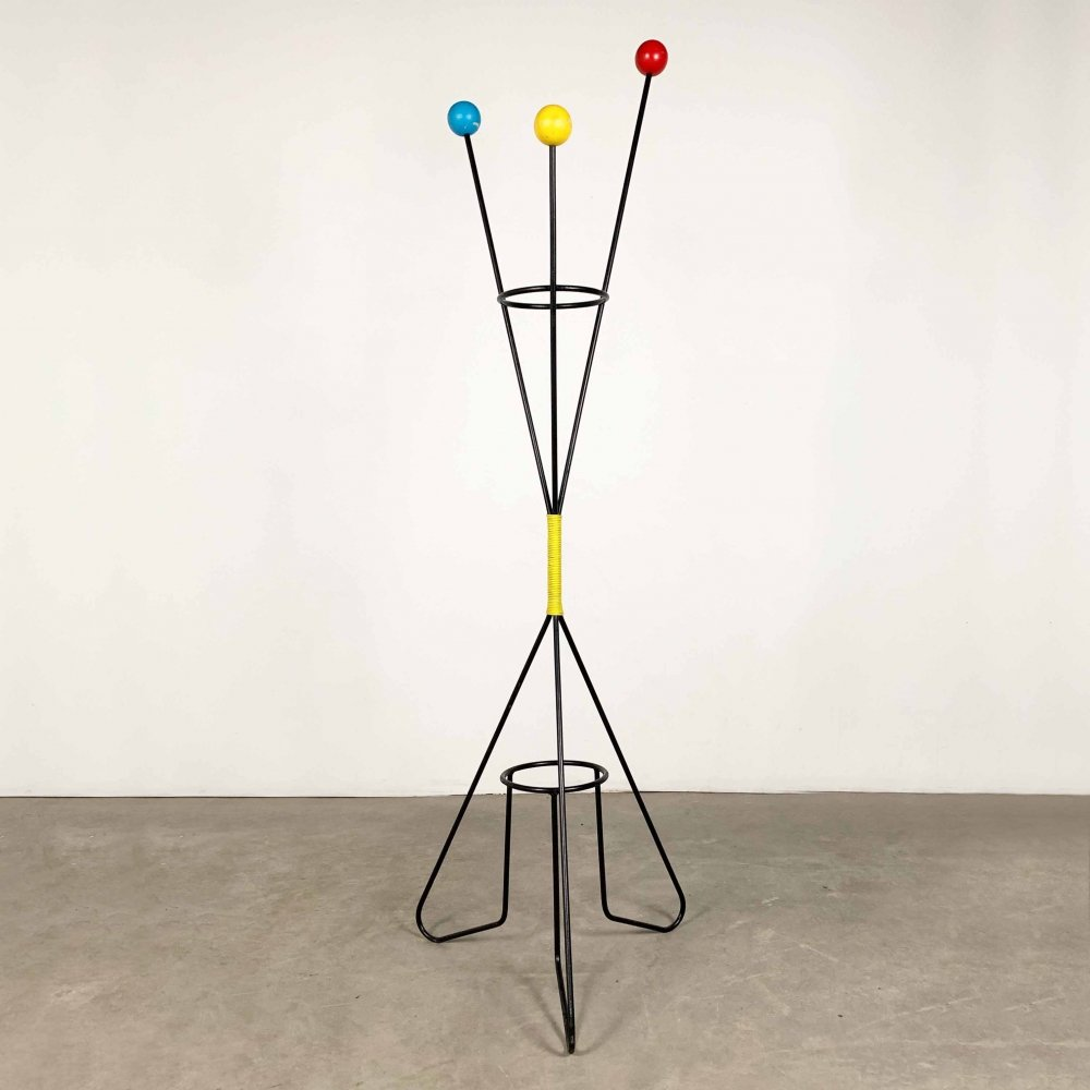 French Coat Stand by Roger Feraud, 1960s