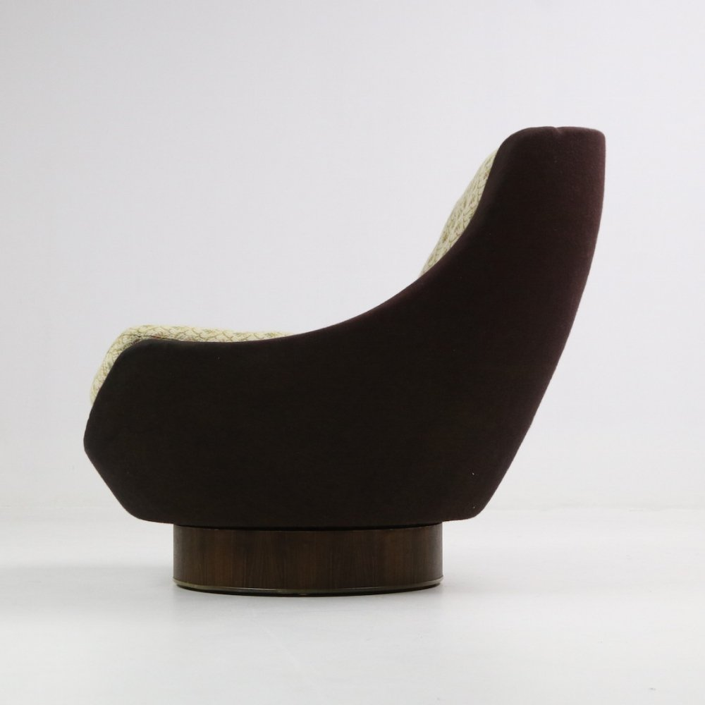 Lounge armchair by Michel Cadestin for Airborne International, 1950s