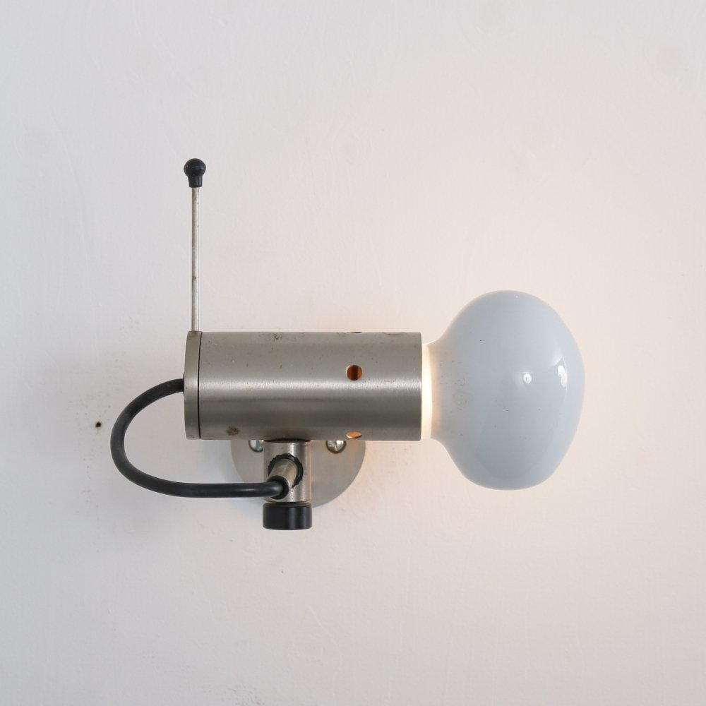 Model 251 wall lamp by Tito Agnoli for Oluce, 1950s