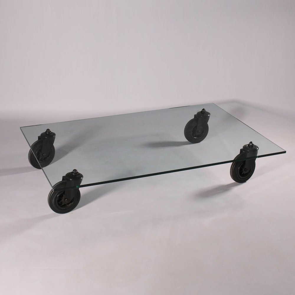 Coffee Table by Gae Aulenti for FontanaArte