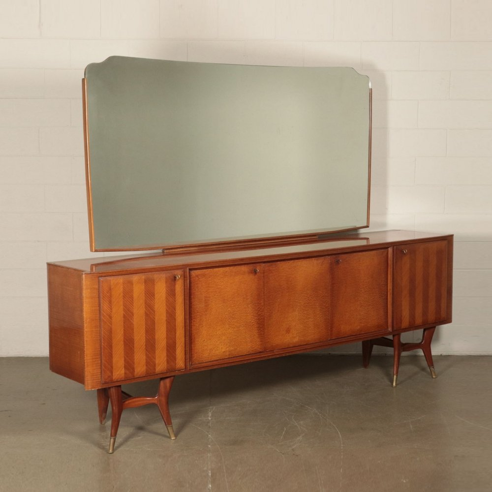 1950s Vintage Cabinet with mirror