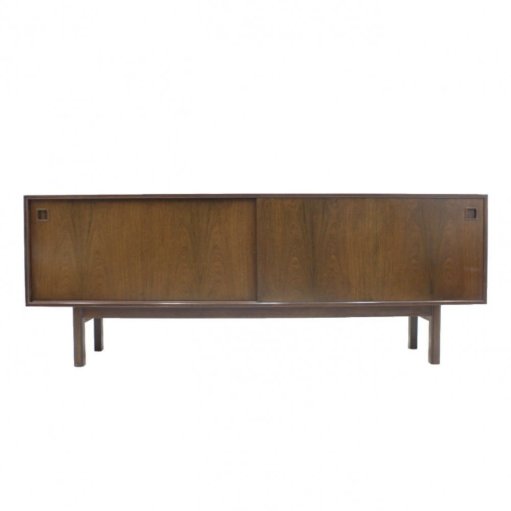 Model 21 Sideboard by Gunni Oman for Omann Jun Møbelfabrik, 1965