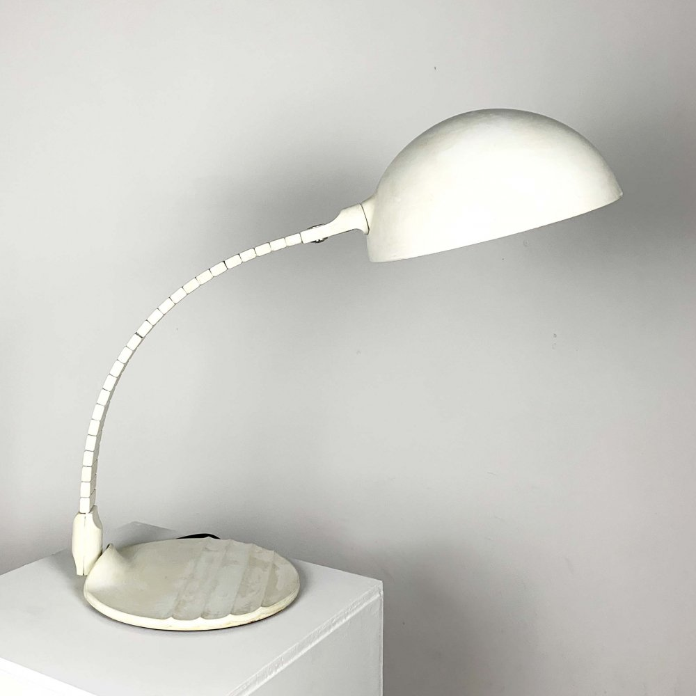 Model 660 Flex Table Lamp by Elio Martinelli for Martinelli Luce, 1970s