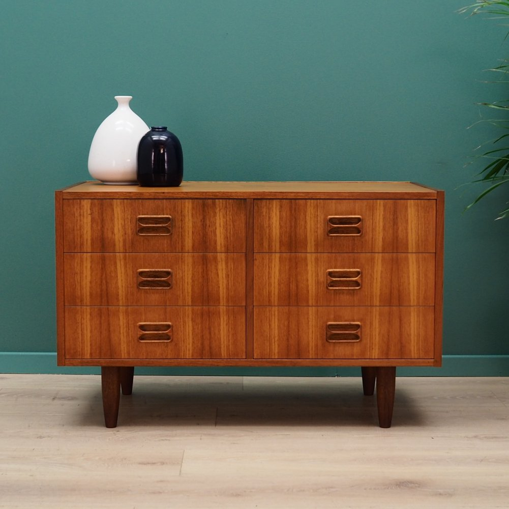 Niels J. Thorsø chest of drawers, 1970s