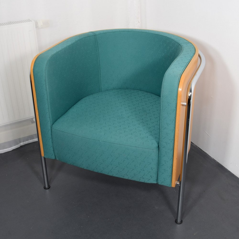 S 3001 Lounge Chair by Christoph Zschoke for Thonet, 1990s