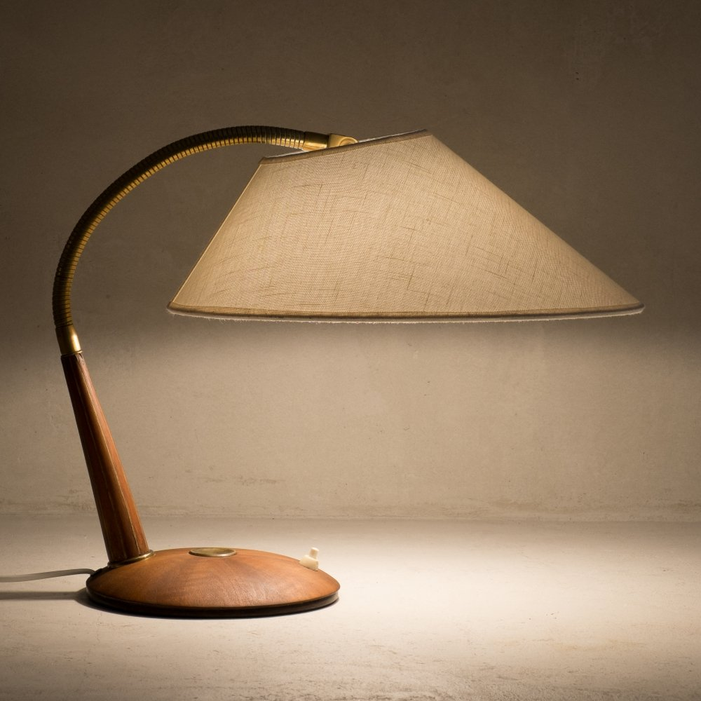 Model 31 desk lamp by Temde Leuchten, 1960s
