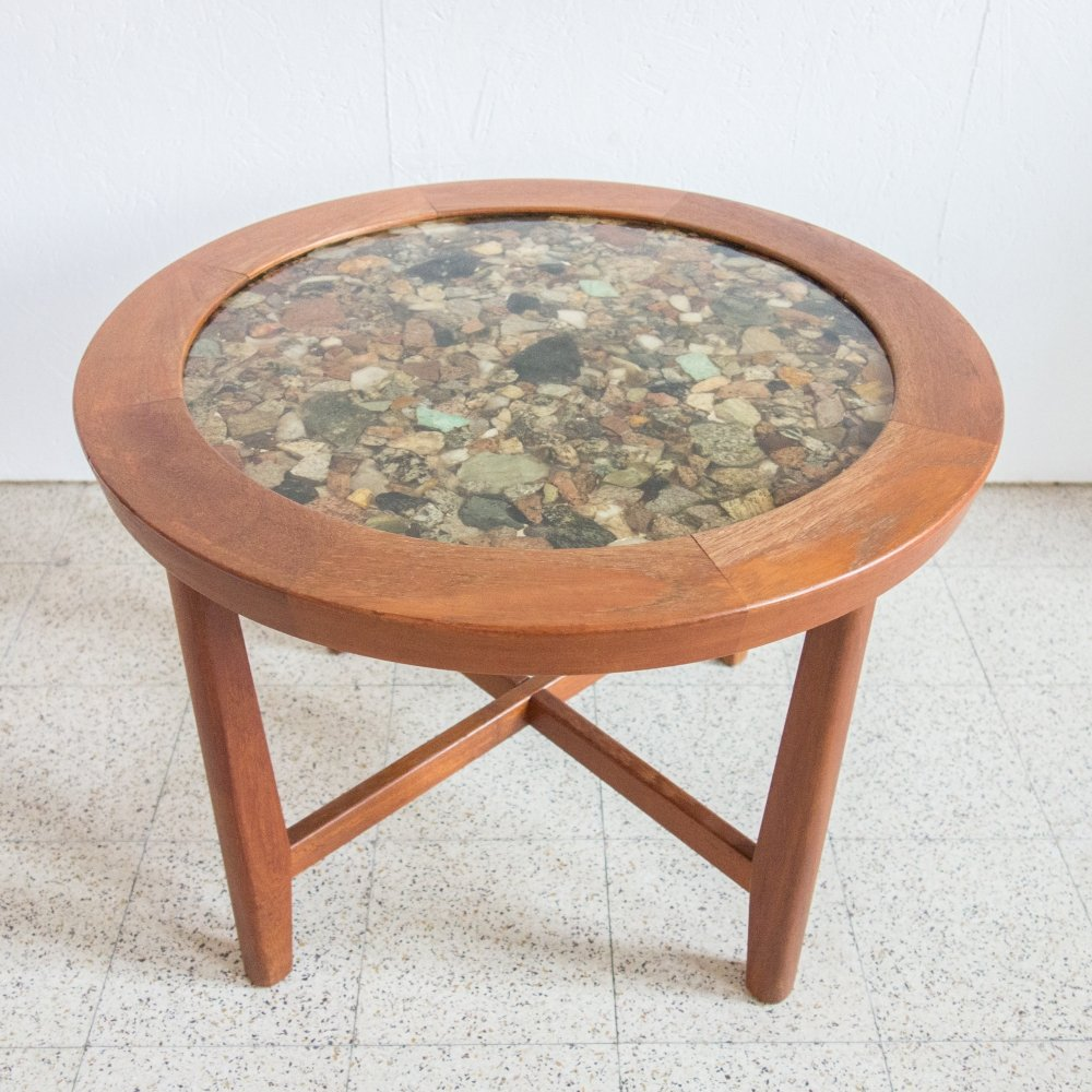 Exceptional coffee table by Arvid Haerem